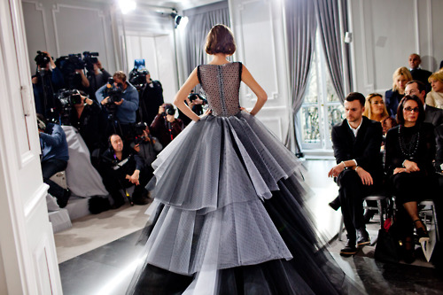 Dior spring couture 2012